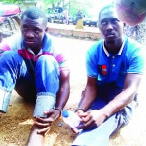 Dismissed FRSC official arrested for killing ex-colleague (Photo)