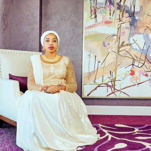 More Beautiful Photos Of Ooni Of Ife's Wife, Olori Wuraola-Zynab