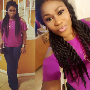 Uche Jombo Lovely In New Photos