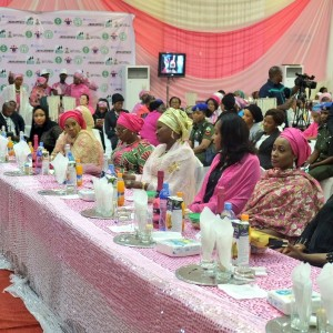 Photos : Wives of Governors Attend Fundraising Dinner In Kebbi