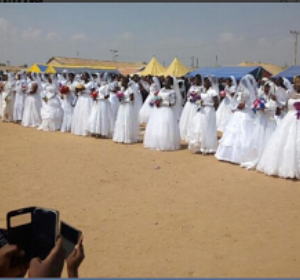 80 couples wed in Nasarawa Catholic Church (Photos)