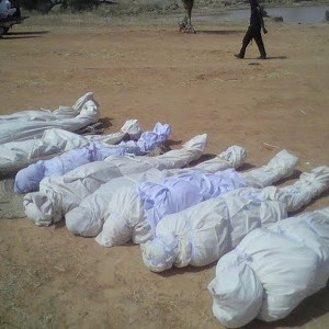 Photos: At least 25 killed, scores injured in attack in Zamfara State
