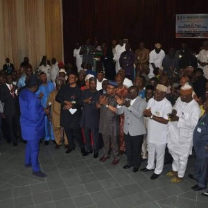 PHOTOS: Akwa Ibom APC Caucus Meeting