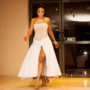 Kemi Olunloyo blasts Toke Makinwa over book launch outfit: 'It's slutty & inappropriate""