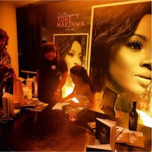 Photos from Toke Makinwa's sold out 'On Becoming' book launch