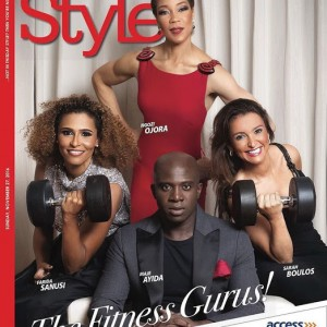 Maje Ayida cover ThisDay Style (photos)