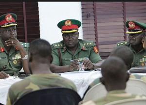 Military Court Jails Soldier For Stealing Bullets, Demotes Three Others
