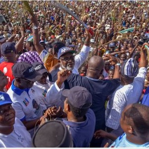 Over 1,000 PDP & AD Members Decamp to APC in Ondo State