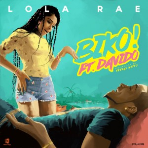 Davido Signs Lola Rae To Davido Music Worldwide