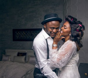 Ubi Franklin And Lilian Esoro Marriage Crashes