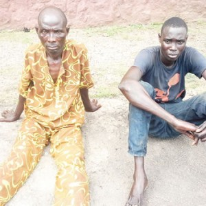 Photo: Ogun man Arrested For Killing Stepdaughter For Rituals
