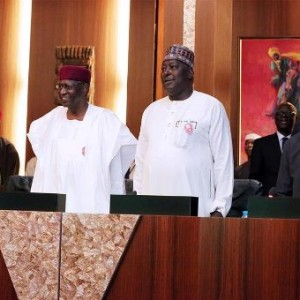 Vice Pres. Osinbajo, Presides Over Federal Executive Council Meeting