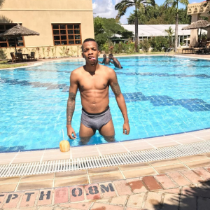 Tekno Shows Off His Eggplant In New Photos
