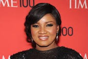 Omotola Calls Out Fake People