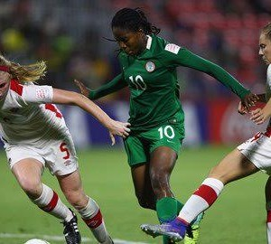 Nigeria defeat Canada 3-1 in FIFA U-20 Women's World Cup (photos)
