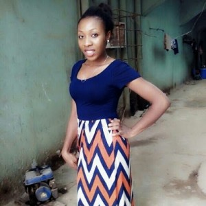 Photo: Young lady kidnapped in Benin
