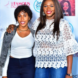 Photo: Waje And Daughter Emerald Step Out In Style