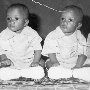 Checkout P'Square as babies