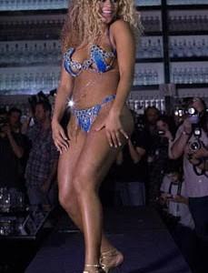 Brazil's Miss BumBum crowns its first black winner (Photos)
