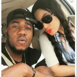 Actress Sophia, Tchidi Chikere's Ex-Wife & Mum Of 3 Gets Car Gift From Her Man (Pics)
