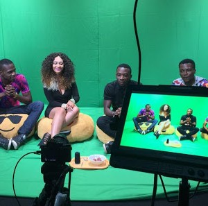 Nollywood actress Roseline Meurer becomes first to be hosted on Linda Ikeji Online TV