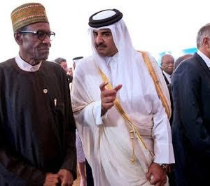 President Buhari Joins Other World Leaders For Program In Morocco