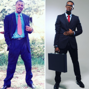 'Look Back At Where You Came From And Let Yourself Feel Proud About Your Progress' – Peter of Psquare