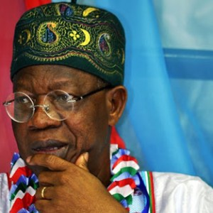 Recession: Lai Mohammed commends Nigerians for enduring hard times