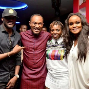 Photos From Blossom Chukwujekwu's Surprise Birthday Party By Wife