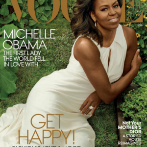 Michelle Obama covers Vogue magazine (Photos)