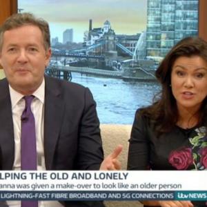 Piers Morgan blames Kim Kardashian for Kanye's hospitalisation