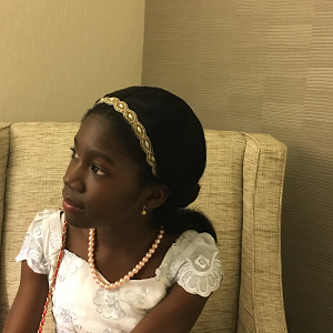 Reno Omokri's Daughter Gets Inducted to Honor Society