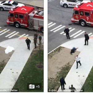 Ohio State University put on lockdown as shooter goes on rampage, shoots 8 people