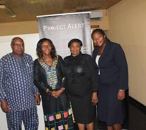 Project Alert demands justice for woman paraded for sending assassins after her estranged husband