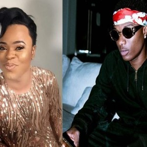 Wizkid's voice puts me to sleep..he is my crush- Bobrisky gushes