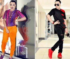 Majority Of You Are Stupid And Foolish, Bobrisky Blasts Nigerians
