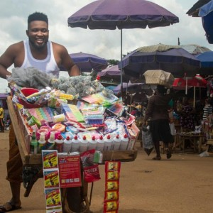 """Rapper Chinko Ekun Turns """"Truck Pusher"""" In A New Photoshoot After YBNL Exit"""