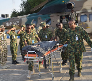 Photos: Army Performs Last Funeral Rites For Top Military Officer