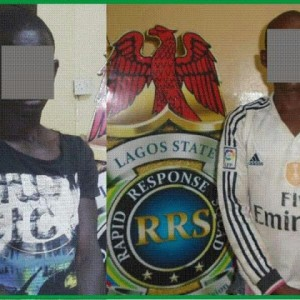 We Survive By Stealing Phones And Robbing People In Oshodi – Suspect