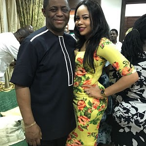 Photos: FFK And Wife, Others At GEJ's 59th Birthday Party