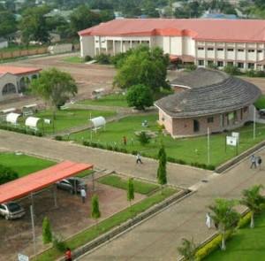 Photo: Huge Snake Killed At Benue State University Medical School Hostel, Makurdi
