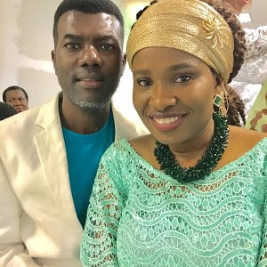Reno Omokri Shares Lovely Photos of His Family