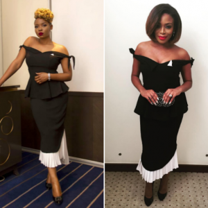 Who wore it better? Yemi Alade vs Dolapo Oni Sijuade