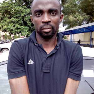 Photo: Man Uses Nude Photo Of Female Victims To Blackmail