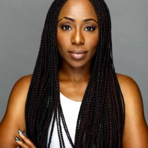Dakore Akande in stunning portrait