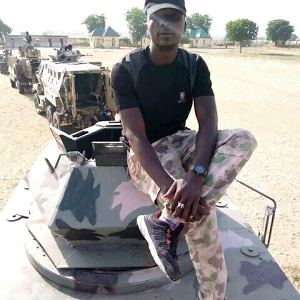 Photos: Nigerian senior military officer reportedly killed in action