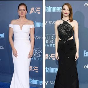 Gorgeous photos of stars on 2016 Critics' Choice Awards red carpet