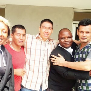 Bolivians jubilate after Lagos court sentenced them to six years in jail for drug offences