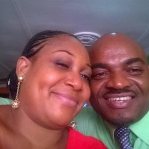 Actor Emeka Rollas & wife celebrate 13 year wedding anniversary