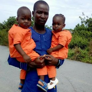 Photos: 34-year-old father of twins allegedly killed by a policeman in Warri, Delta State